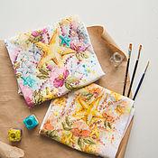 Одежда handmade. Livemaster - original item Milky way t-shirt. Handmade.
