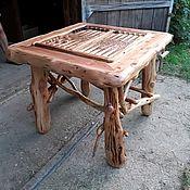 Столы ручной работы. Ярмарка Мастеров - ручная работа Нарды - столик.. Handmade.