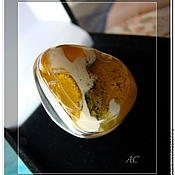 """Украшения ручной работы. Ярмарка Мастеров - ручная работа Кольцо """"Дикая орхидея"""". Handmade."""