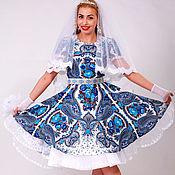 Одежда ручной работы. Ярмарка Мастеров - ручная работа Платье для невесты.. Handmade.