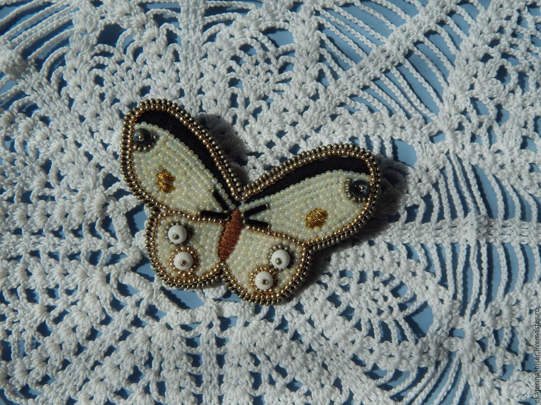 Брошь бабочка, Броши, Тула, Фото №1