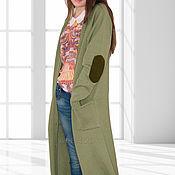 Одежда handmade. Livemaster - original item Coat knitted