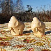 Для дома и интерьера handmade. Livemaster - original item The statuette from cedar wood