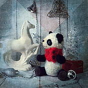 Куклы и игрушки ручной работы. Ярмарка Мастеров - ручная работа Ice Panda. Handmade.