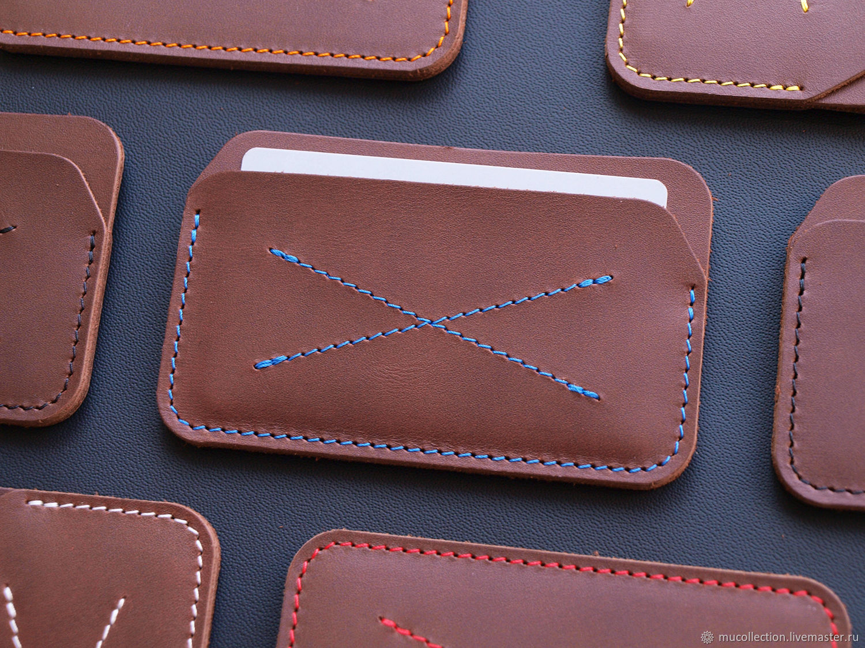 Chartholder / / / BLUE thread, Cardholder, St. Petersburg,  Фото №1