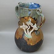 Для дома и интерьера handmade. Livemaster - original item Vase in Wonderland. Handmade.