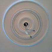 Для дома и интерьера ручной работы. Ярмарка Мастеров - ручная работа Серебрение лепнины. Handmade.