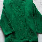 Одежда handmade. Livemaster - original item Knitted openwork set Spring 2. Handmade.