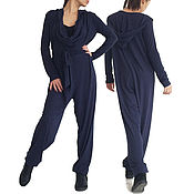 Одежда handmade. Livemaster - original item Women`s Stylish jumpsuit Romper -