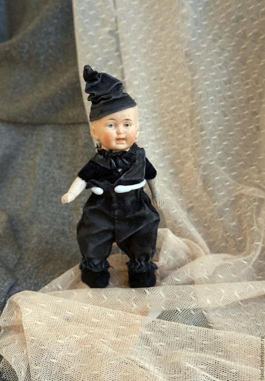 Коллекционные куклы ручной работы. Ярмарка Мастеров - ручная работа. Купить Малыш Луиджи. Handmade. Антиквариат, авторская кукла