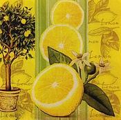 Материалы для творчества ручной работы. Ярмарка Мастеров - ручная работа Лимоны и лимонное дерево - 105. Handmade.