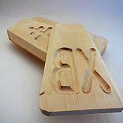 Для дома и интерьера ручной работы. Ярмарка Мастеров - ручная работа форма для пасхи. Handmade.