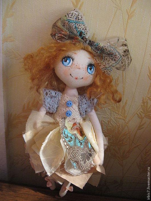 Коллекционные куклы ручной работы. Ярмарка Мастеров - ручная работа. Купить Marie. Handmade. Девочка, кукла ручной работы