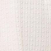 Материалы для творчества ручной работы. Ярмарка Мастеров - ручная работа Роскошное полотно вязаное из немецкой мериносовой шерсти. Handmade.