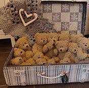 Для дома и интерьера ручной работы. Ярмарка Мастеров - ручная работа Старый чемодан 2. Handmade.