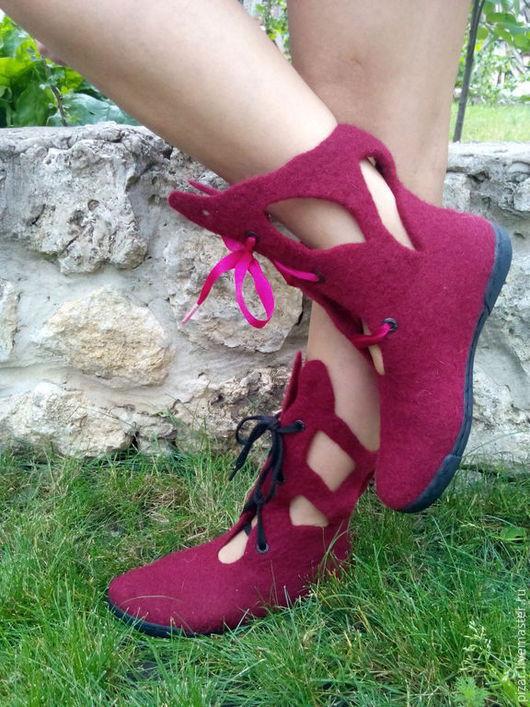 Думала-гадала какие шнурки больше подходят