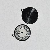 """Украшения ручной работы. Ярмарка Мастеров - ручная работа Подвеска """"Часики Алисы"""". Handmade."""