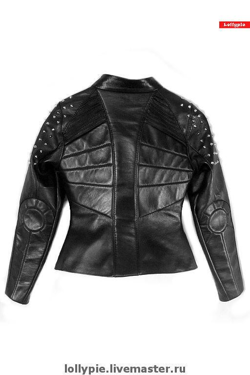 Верхняя одежда ручной работы. Ярмарка Мастеров - ручная работа. Купить Куртка Transformer -2. Handmade. Натуральная кожа