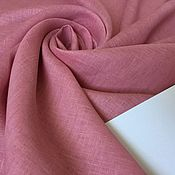 Материалы для творчества handmade. Livemaster - original item Linen shirting 100%