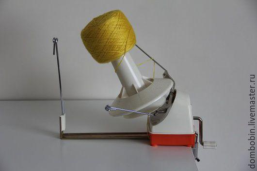 Вязание ручной работы. Ярмарка Мастеров - ручная работа. Купить МОТАЛКА ДЛЯ ПРЯЖИ  РУЧНАЯ. Handmade. Моталка, пряжа