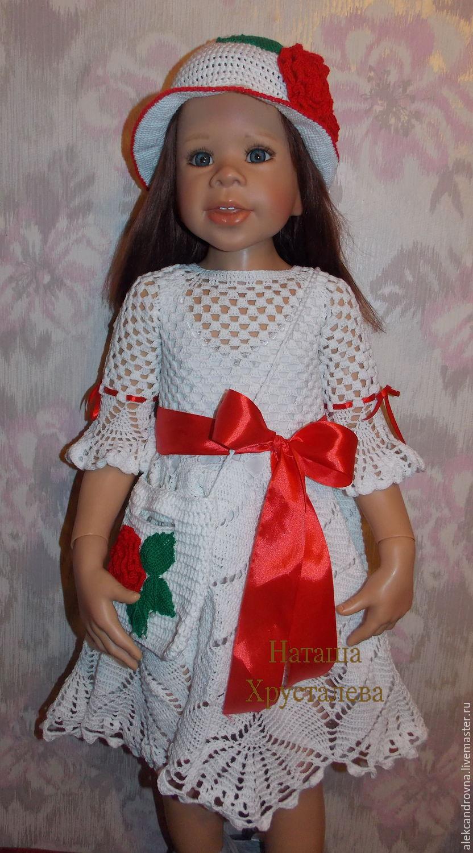 Платье Летнее На Девочку Купить