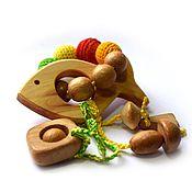 """Куклы и игрушки ручной работы. Ярмарка Мастеров - ручная работа Грызунок """"Рыбка"""". Handmade."""