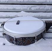 Музыкальные инструменты handmade. Livemaster - original item Mini Irish banjo.. Handmade.