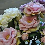 Роза Викторианская 50см, 3 цвета