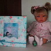 Подарки к праздникам handmade. Livemaster - original item Album , album children`s, album-photo frame