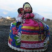 Куклы и игрушки ручной работы. Ярмарка Мастеров - ручная работа Народная кукла-перевертыш Девка-Баба 2. Handmade.