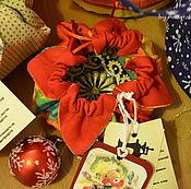 Сувениры и подарки ручной работы. Ярмарка Мастеров - ручная работа Мешочек для посуды, пиалы, гайвани. Handmade.