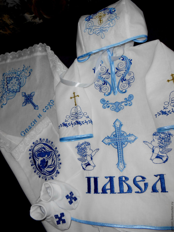Крестильная вышивка дизайны 25
