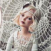 Куклы и игрушки handmade. Livemaster - original item Daisy (boudoir collectible doll). Handmade.