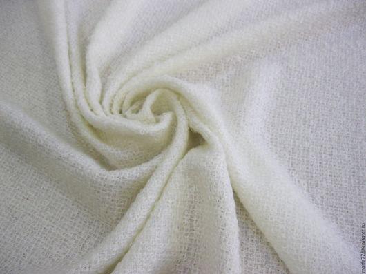 Шитье ручной работы. Ярмарка Мастеров - ручная работа. Купить Альпака.. Handmade. Белый, альпака, альпака на пальто, пальтовка