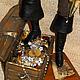 Коллекционные куклы ручной работы. Заказать Авторская кукла В поисках приключений. Татьяна Ларина. Ярмарка Мастеров. лучший подарок