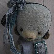 Куклы и игрушки ручной работы. Ярмарка Мастеров - ручная работа Сцилла. Мишка тедди. Handmade.