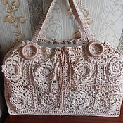 Сумки и аксессуары handmade. Livemaster - original item Beach bag 2. Handmade.