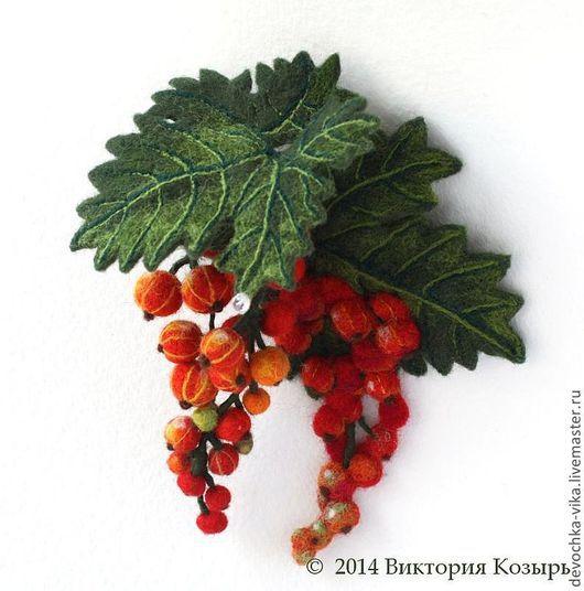 Готовый вариант! (в стадии оформления покупки)\r\n\r\nДве передних кисточки ягод можно сплести между собой