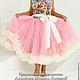 Одежда для девочек, ручной работы. платье Цветок изобилия. Marussia / Маруся. Интернет-магазин Ярмарка Мастеров. Цветочный