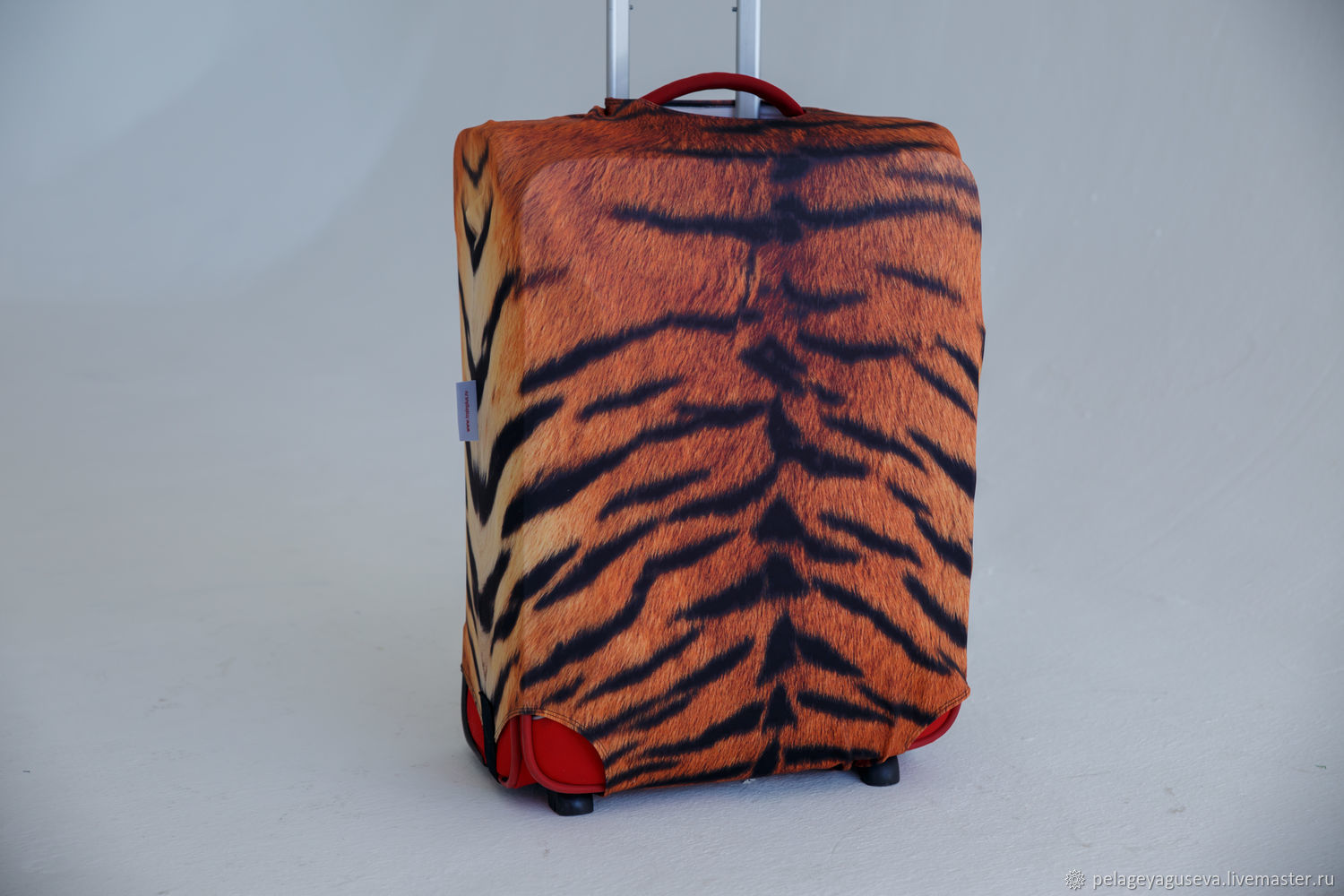"""Luggage cover """"Tiger skin"""", Case, Moscow,  Фото №1"""