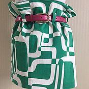 """Одежда ручной работы. Ярмарка Мастеров - ручная работа Юбка """"paper bag"""". Handmade."""