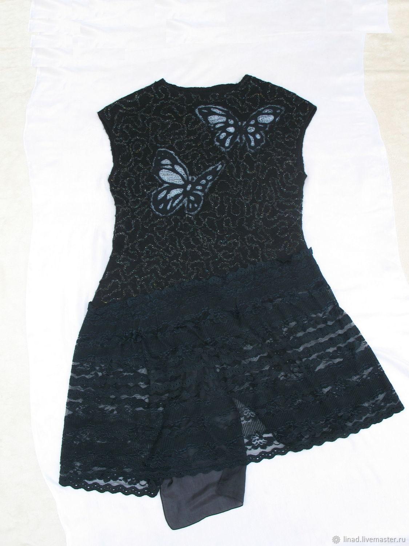 Dress Tunic 'Moon butterflies', Dresses, Kherson,  Фото №1