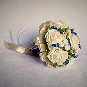 Наборы аксессуаров ручной работы. Ярмарка Мастеров - ручная работа Букет- дублёр для невесты. Handmade.