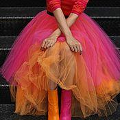 Одежда handmade. Livemaster - original item Pleated Tutu Skirt. Handmade.