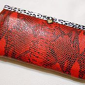 Сумки и аксессуары handmade. Livemaster - original item Women`s wallet