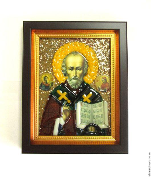 Икона `Николай Чудотворец`