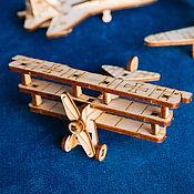 handmade. Livemaster - original item The designer of the Fokker Triplane, Red Baron. Handmade.
