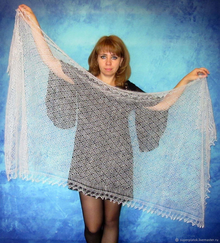 Lace shawl,wedding shawl,white scarf,hand knit shawl,warm wrap ...