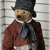 Куклы и игрушки ручной работы. Ярмарка Мастеров - ручная работа Где-то на улицах Лондона. Handmade.