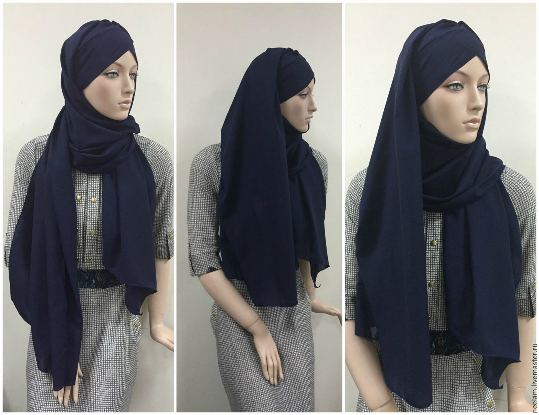 Как сшить султанки хиджаб 84